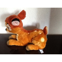 Precioso Peluche De Bambi Nuevo Original Disney Store