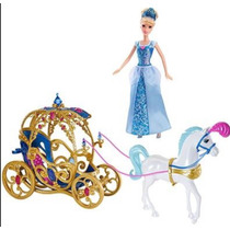 Carruaje Mágico De Cenicienta /cinderella S Horse & Carriage