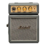 Amplificador Marshall Micro Amp Ms-2 1w Transistor Gris Oscuro