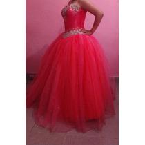 Vestido De Xv Años Color Rosa Coral En Venta En Pedregal De