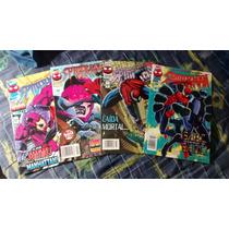 Lote De 12 Comics Asombroso Hombre Araña (editorial Vid 2da)