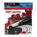 Ps3 Juego Need For Speed Most Wanted