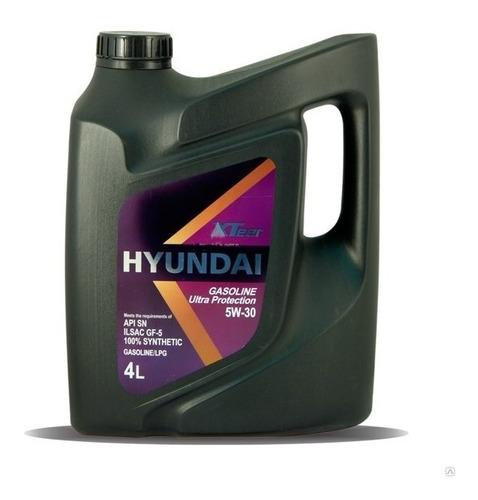 Aceite Sintetico Hyundai Xteer Ultra Protection 5w30 4l