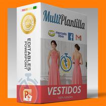Plantillas Mercadolibre Vestidos Ropas Cover Facebook Email