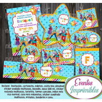 Busca Kit Imprimible Pj Masks Heroes En Pijamas Disena
