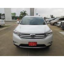 Toyota Highlander 2012 5p Limited Aut A/a Q/c Piel 4x4 R-19