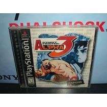 Street Fighter Alpha 3 Playstation 1