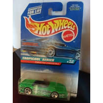 Hotwheels Corvette Convertible 1997