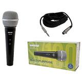 Micrófono Dinámico Shure Sv100