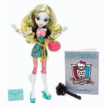 Monster High Imagen Día Lagoona Blue Doll