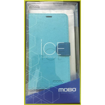 Funda Cartera Mobo Ice Original Samsung Galaxy S5 Azul