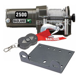 Winch Polipasto Melacate 2500 Lb + Control + Base Montura