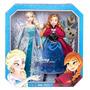 Ana Y Elsa Frozen Muñecas Disney Signature Collection