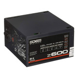 Fuente Poder 600w Acteck Z600 Es-05003 20+4 Pin Atx 120mm