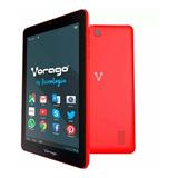 Tablet Vorago Pad-7 V4 7  8gb Rojo Con Memoria Ram 1gb