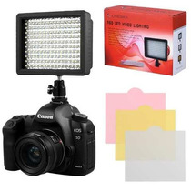 Lampara De 160 Leds Para Video Y Fotografia