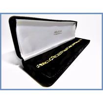 Pulsera Oro Amarillo Solido 14k Mod. Cartier De 5mm 7grs