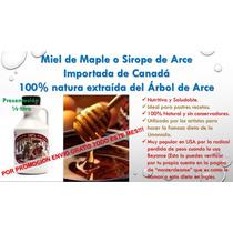 Miel De Maple Sirope De Savia Maple Syrup Envio Gratis