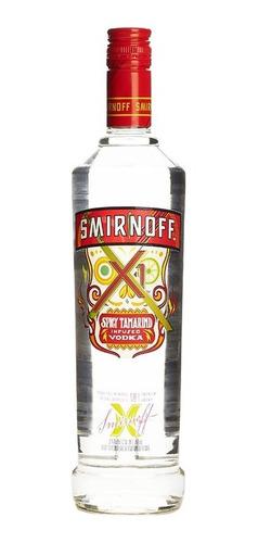 Vodka Smirnoff X 1 Tamarindo 750 Ml*