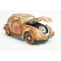1953 Vw Beetle Herbie Goes Bananas Taxi 1/18
