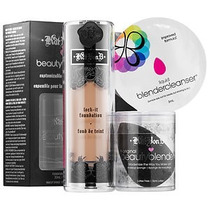 Kat Von D Base + Beauty Blender+limpiador Beauty Blender!!!