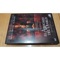 Dvd El Abogado Del Diablo Keanu Reeves