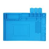Tapete Grande Antiestatico Silicon Reparar Celulares 45x30