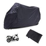 Funda Motocicleta Impermeable Protección Contra Polvo/lluvia