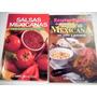 Salsas Mexicanas + Recetas Tipicas De Provincia Pkt 2 Libros