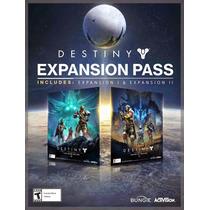 Destiny Expansion Pass Incluye Dlc 1 Y 2 Ps3 Pakogames