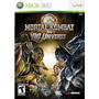 Mortal Kombat Vs Dc Universe Para  Xbox 360 Excelente