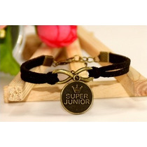 K-pop Super Junior Pulsera Mod. 3