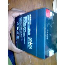 Bateria Recargable De 12 Volt 4 Amperes Para Montables Elect
