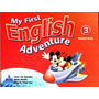 My First English Adventure 3 Student Book - Morales / Longma