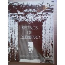 Retablos De Queretaro Jose Montes De Oca Facsimil 1940 1994