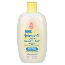 Head-to-toe De Johnson Bebé Wash 15 Oz