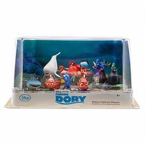 Set Figuras Deluxe Buscando A Dory Disney Store 2016