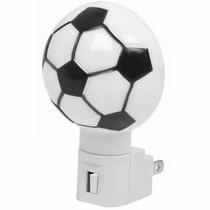 Luz Noche Figura Balon Soccer Foco E12 4w Voltech 46133