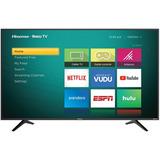 Pantalla Smart Tv 43 Hisense 43r6e Roku Tv 4k Uhd Hdr Wifi