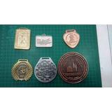 Medalla Bajo Diseño 7cm