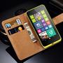 Funda Cartera Lujo Stand Para Nokia Lumia 630
