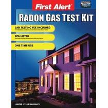 Kit First Alert Rd1 Radón Prueba Gas