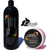 Shampoo + Pestañas Rapunzel Zatarain