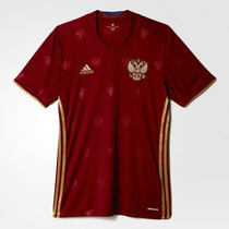 Jersey Seleccion Rusia 2016 Eurocopa