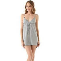 Juicy Couture Camison Baby Doll Pijama Gris Dijes Talla S