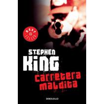 Carretera Maldita ... Stephen King Portada Negra Hm4