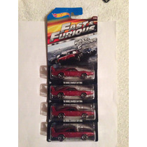 69 Dodge Charger Daytona Hotwheels Fast&furiosos #1