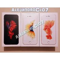 Apple Iphone 6s 16 Gb Sellado Libre De Fábrica + Regalo