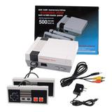 Mini Consola Retro Clásica 500 Videojuegos Entrega Inmediata