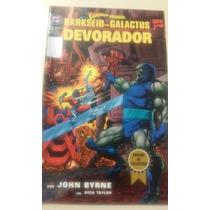 Comic Coleccion Dc Vs Marvel Darkseid Vs Galactus Devorador